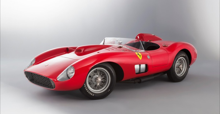 1957 Ferrari 335 Sport Scaglietti