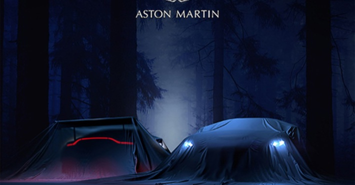 Названа дата дебюта нового Aston Martin Vantage