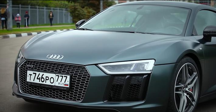 Ауди планирует удвоить количество RS-моделей к 2018