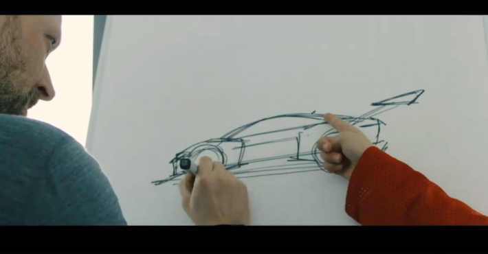Ауди представила 815-сильный электроспорткар e-tron Vision Gran Turismo