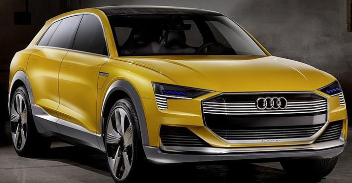Audi Н Tron Quattro