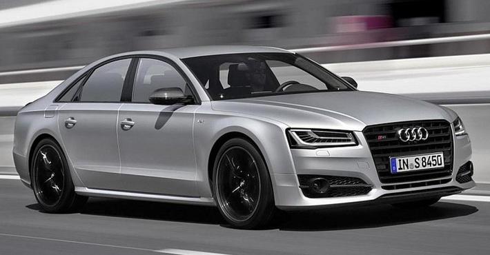 Audi Plus S8