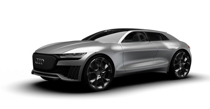 концепт Audi Q4