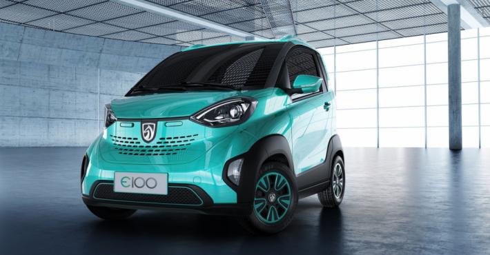Baojun E100