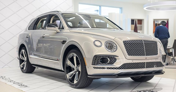 Bentayga First Edition