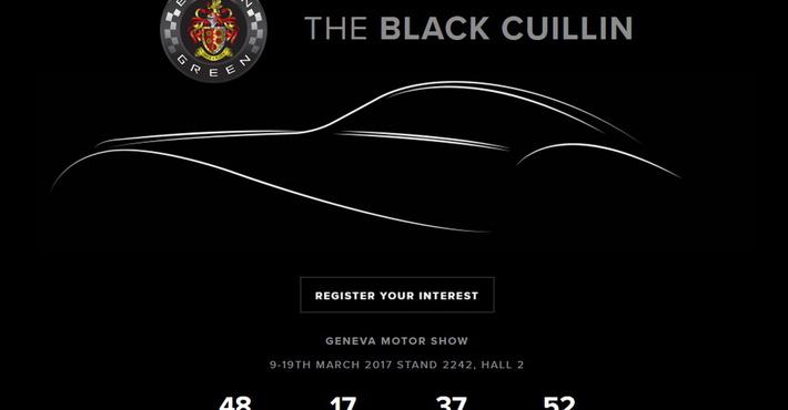 Black Cuillin Grand Touring