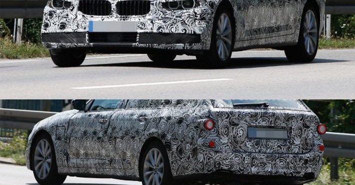 BMW 5-серии Touring Wagon