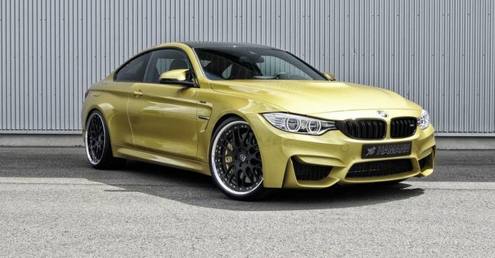 BMW M4 от Hamann