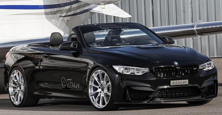 кабриолет BMW M4