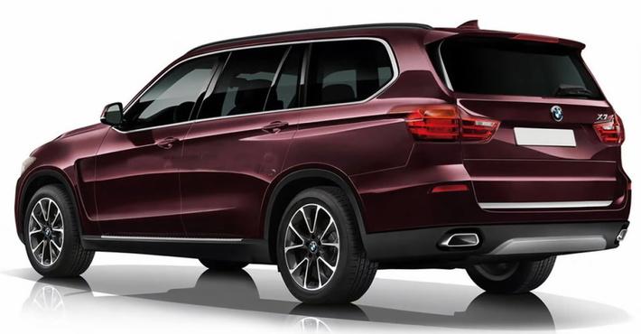 Новый внедорожник BMW X7: богатая отделка салона иширокий спектр опций class=