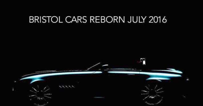 Bristol Cars Project Pinnacle