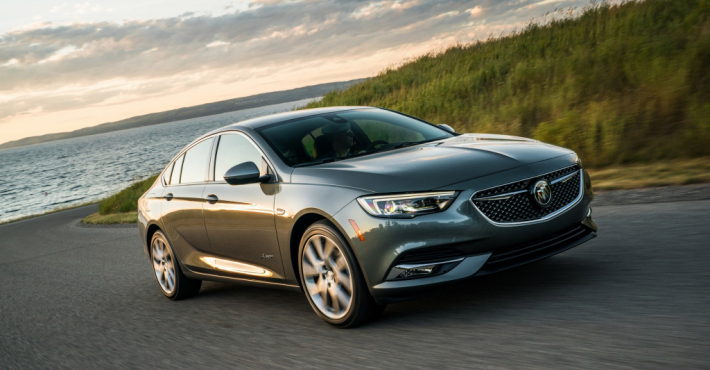 Buick Regal Avenir 2019
