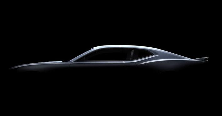 тизер Chevrolet Camaro 2016