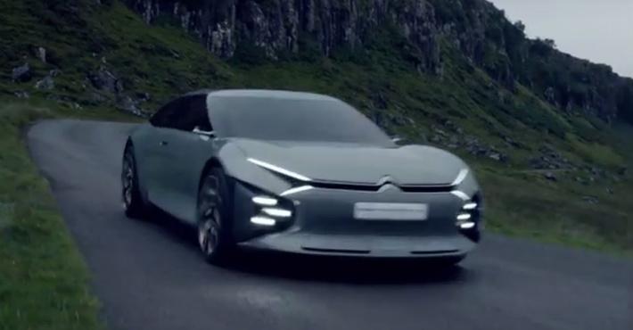 Citroën C5 Cxperience