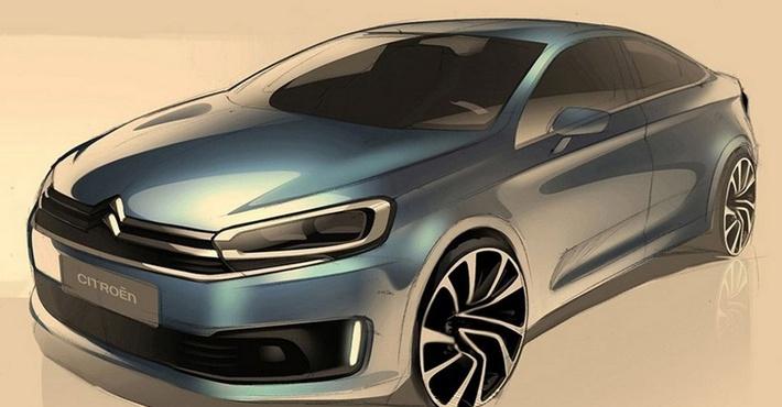 Citroën С-Quatre