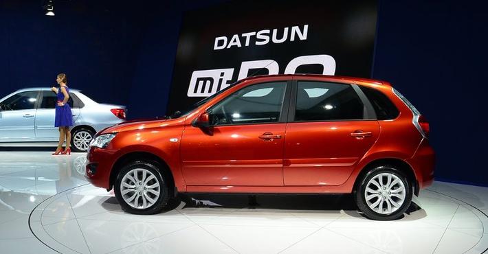 хэтчбек Datsun mi-DO