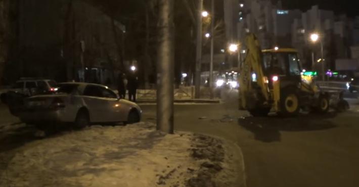 ВИркутске 29-летняя девушка намашине «Тойота» устроила смертельное ДТП