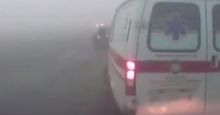ДТП на трассе Ростов - Азов