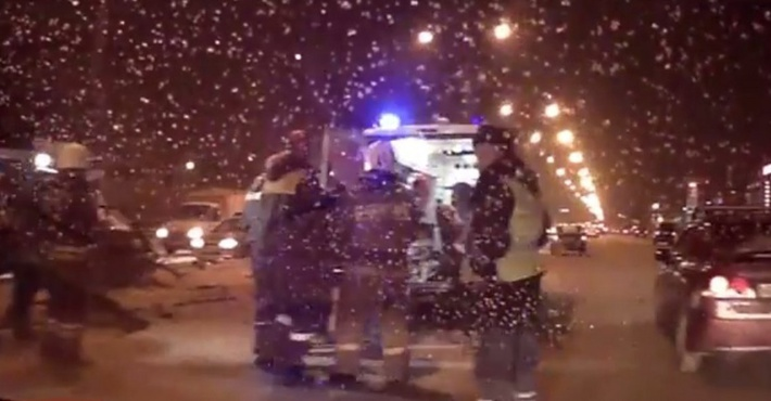 ДТП в Екатеринбурге