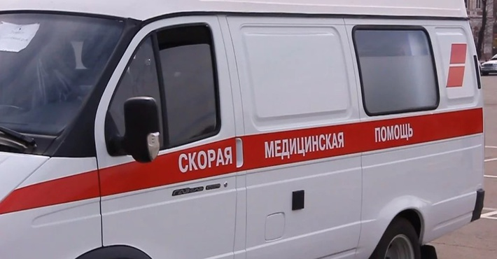 ВКузбассе влобовом ДТП умер шофёр иего 8-летний сын