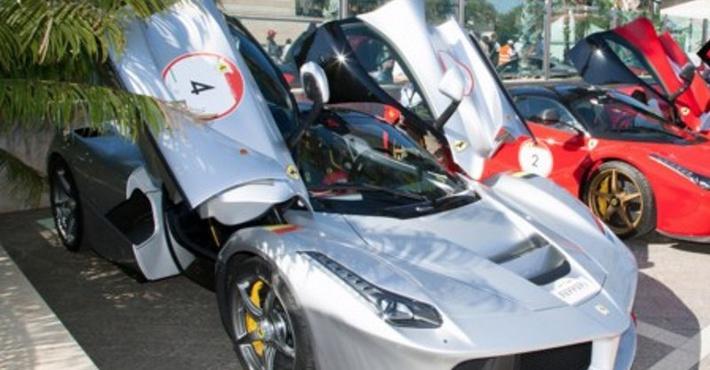 Кавалькада Ferrari
