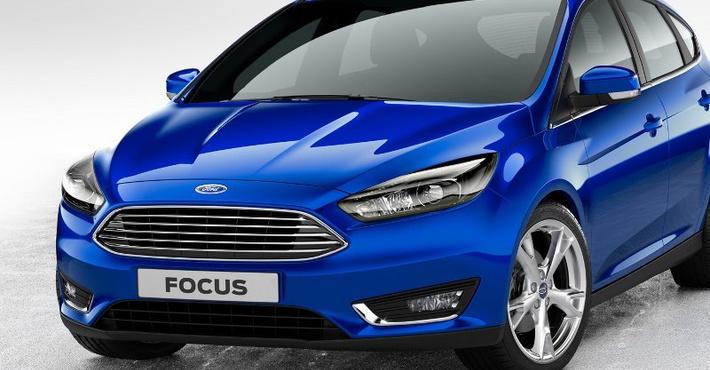 начали собирать новый ford focus