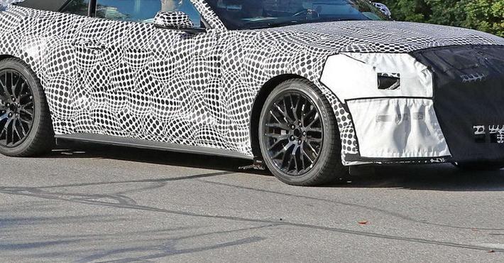 Форд Mustang лишится мотора V6 после обновления