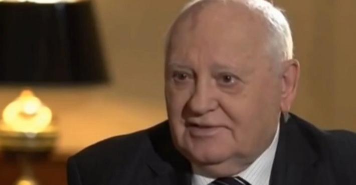 Михаил Горбачев попал в ДТП