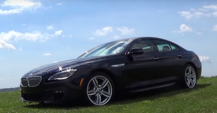 BMW 6-й серии Gran Coupe