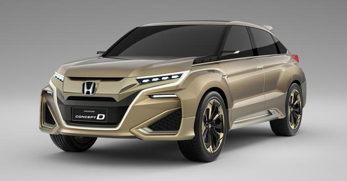 Honda D