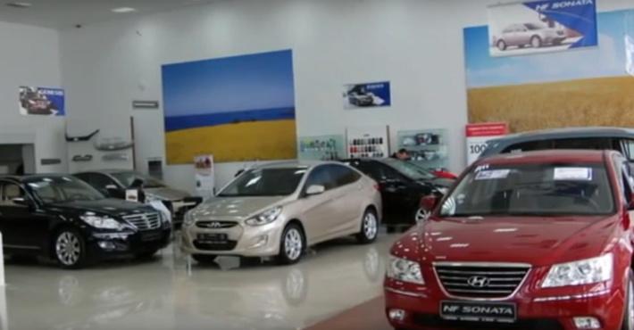 Продажа авто вПетербурге сократилась на5% всравнении с2015 годом