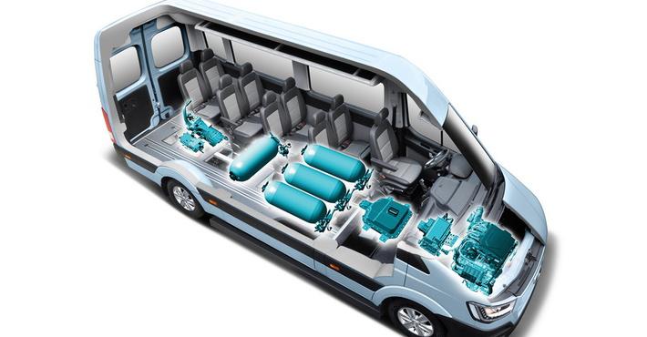 Hyundai H350 FCV
