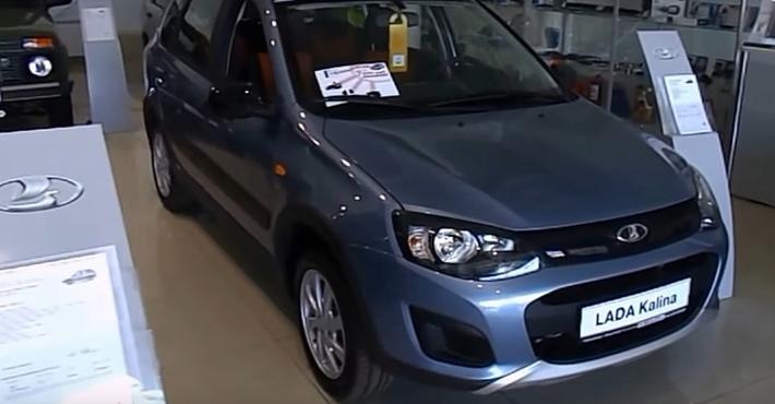 Продажи «АвтоВАЗа» в РФ в октябре выросли на 13% - АЕБ