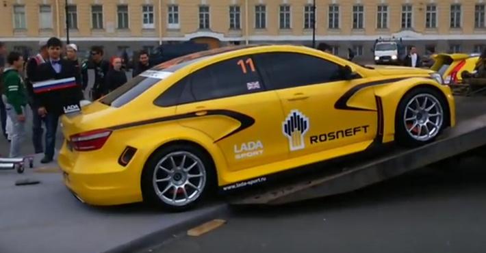 «АвтоВАЗ» опроверг данные обэкспорте спортивных Лада вЕС