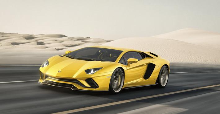 Компания Lamborghini может выпустить компактный спорткар