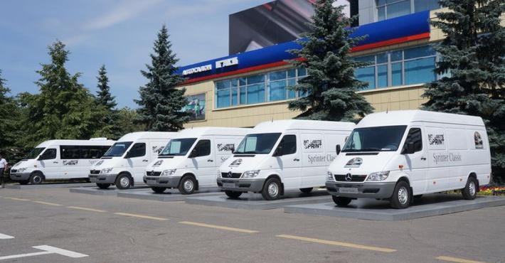 Рынок России LCV стал шестым вевропейских странах по результатам ноября
