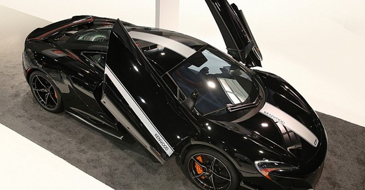 McLaren675LT JVCKENWOOD