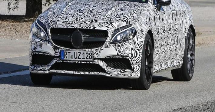 кабриолет Mercedes-AMG C6