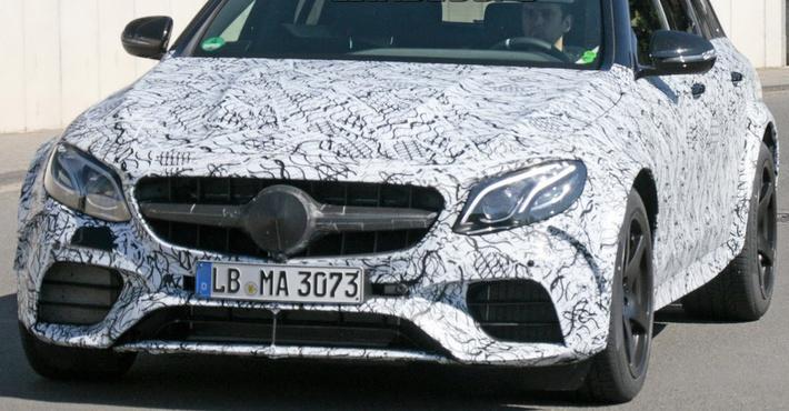 универсал Mercedes-AMG E63