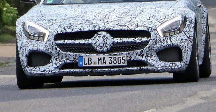 Родстер Mercedes-AMG GT C