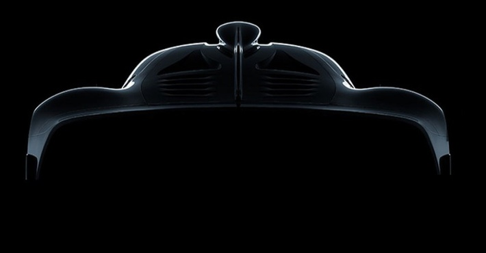 Гиперкар Mercedes-AMG Project One получит мощный 1020-сильный мотор