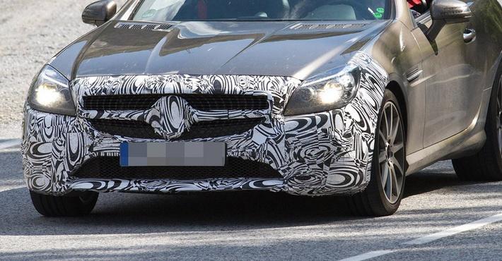 Mercedes-Benz AMG SLC450