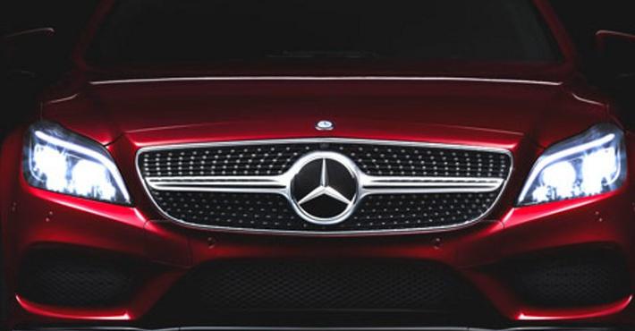 Mercedes-Benz CLS 2015