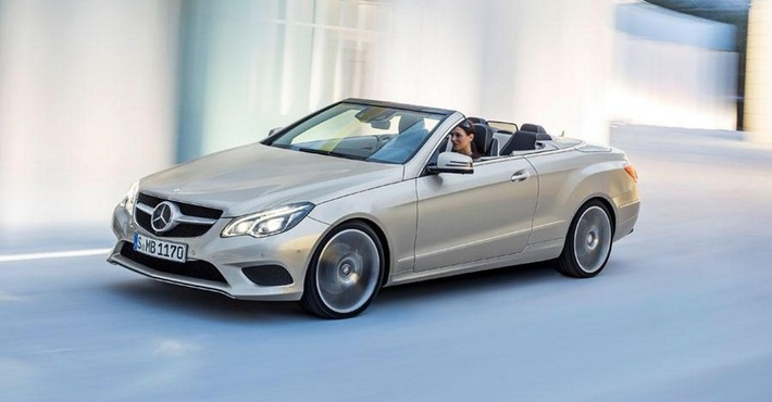 кабриолет Mercedes-Benz S-класса