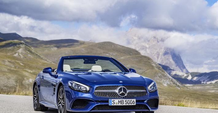 Следующее поколение Мерседес Бенс SLполучит платформу суперкара AMGGT