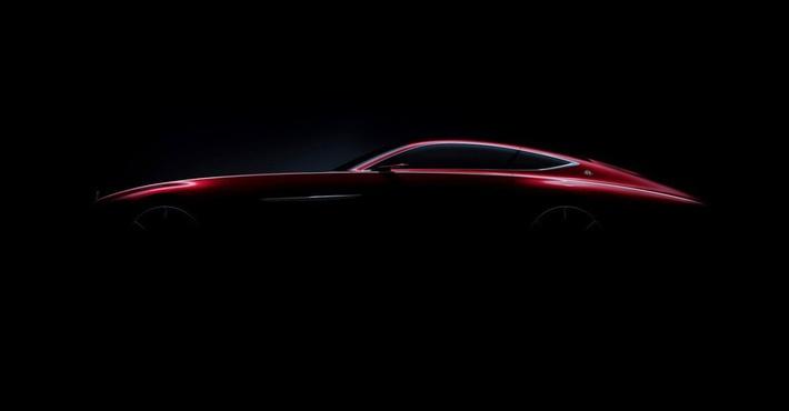 Mercedes представит новый концептуальный автомобиль наПеббл-Бич
