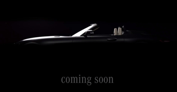 Mercedes AMG GT C