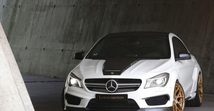 Lowenstein Mercedes CLA 45 AMG