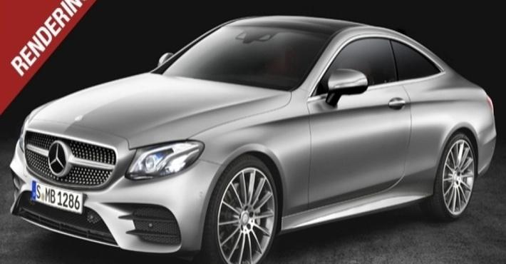 Mercedes E-класса