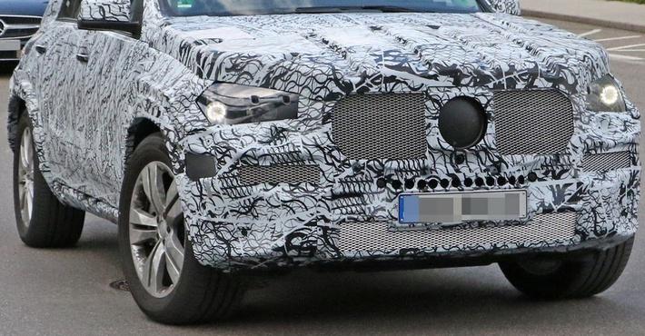 В 2018-ом Mercedes GLE представит новый тип кроссоверов